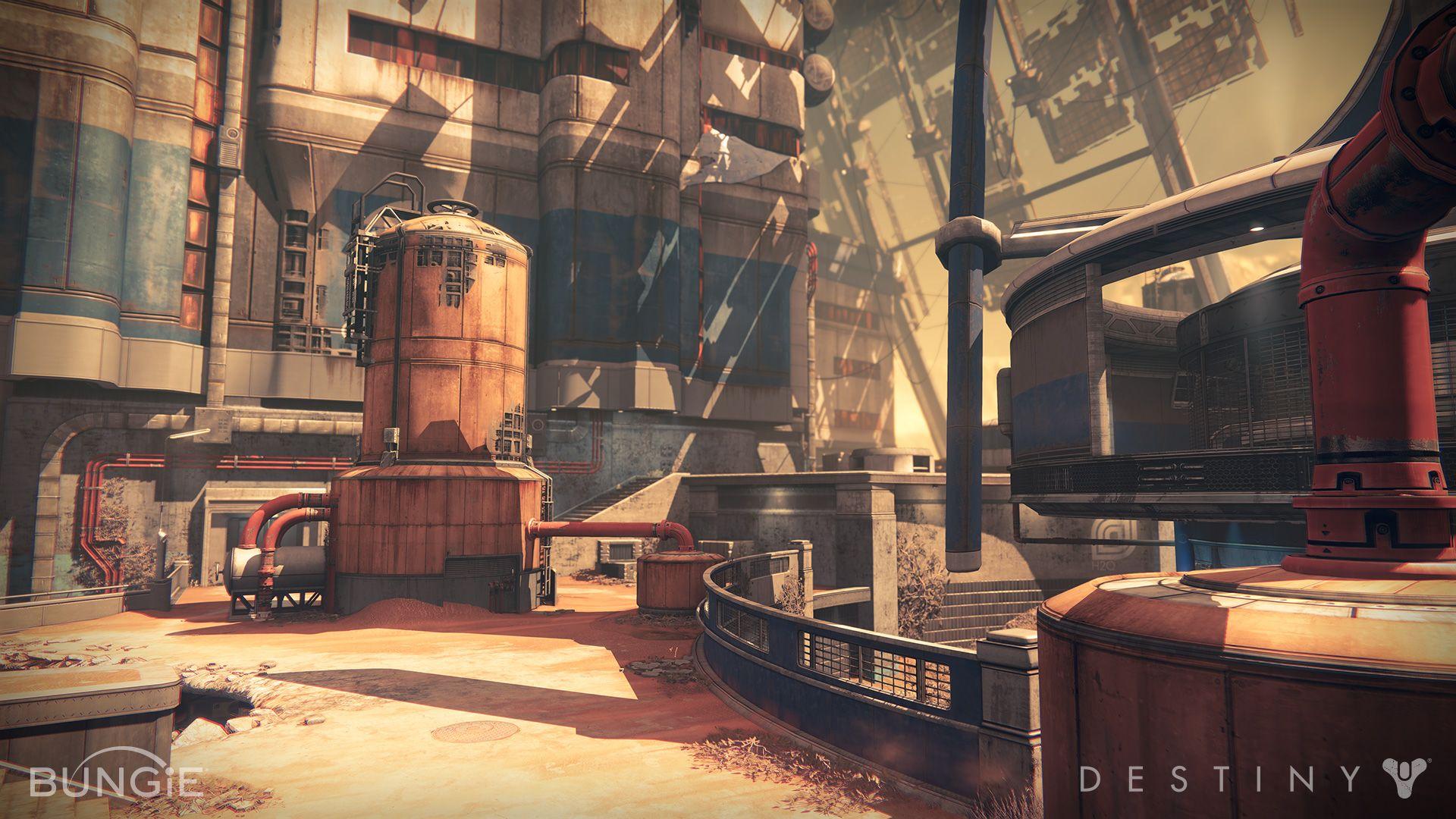 Destiny: Prove di Osiride, la mappa della settimana