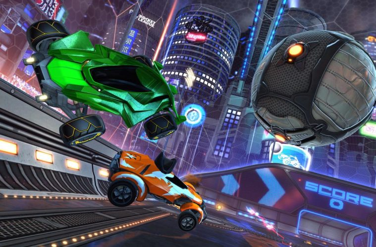 Rocket League in arrivo su Nintendo Switch