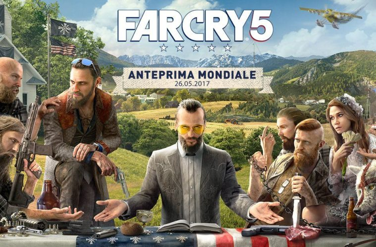 Far Cry 5 sarà ambientato in America