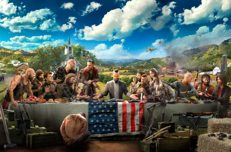 Addio alle torri su Far Cry 5?