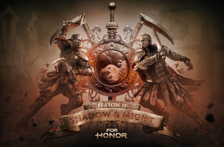 For Honor, al via la seconda stagione Shadow & Might