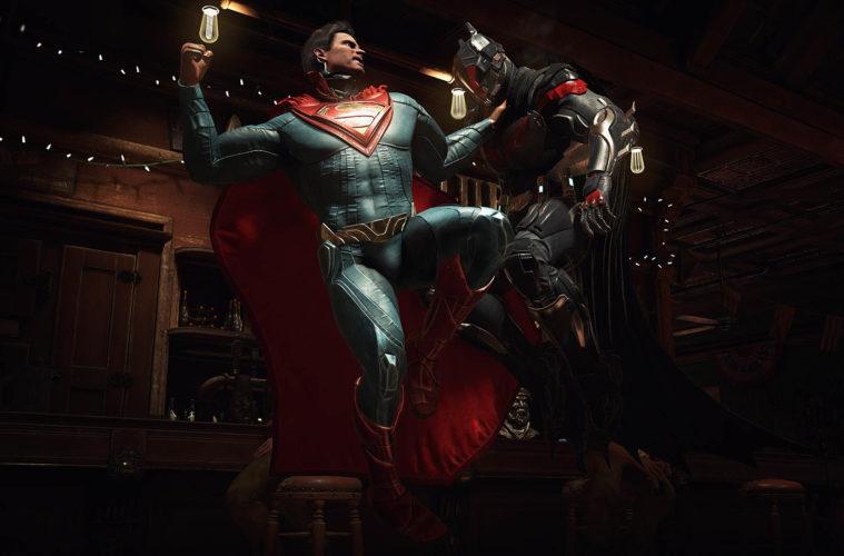 Injustice 2 potrebbe arrivare su Switch, secondo NetherRealm