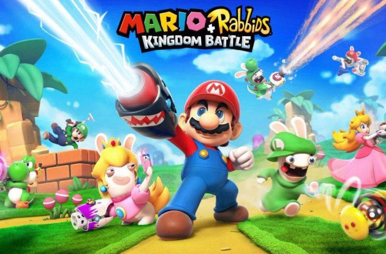 Nuove info sul crossover Mario + Rabbids: Kingdom Battle, mixerà combattimenti ed esplorazione