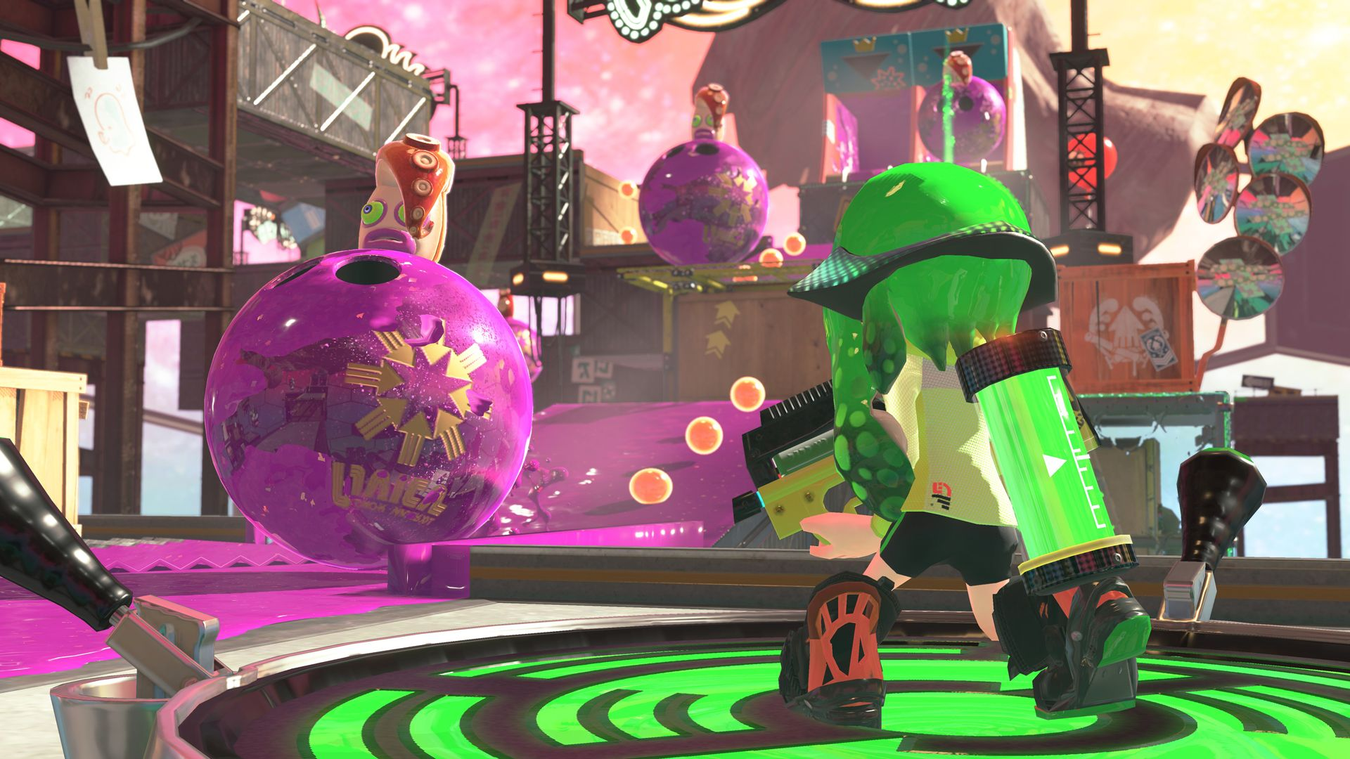 Splatoon 2 - Primi passi nella campagna Hero Mode