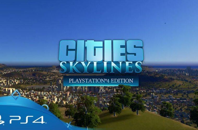 Cities Skylines - PlayStation 4 Edition