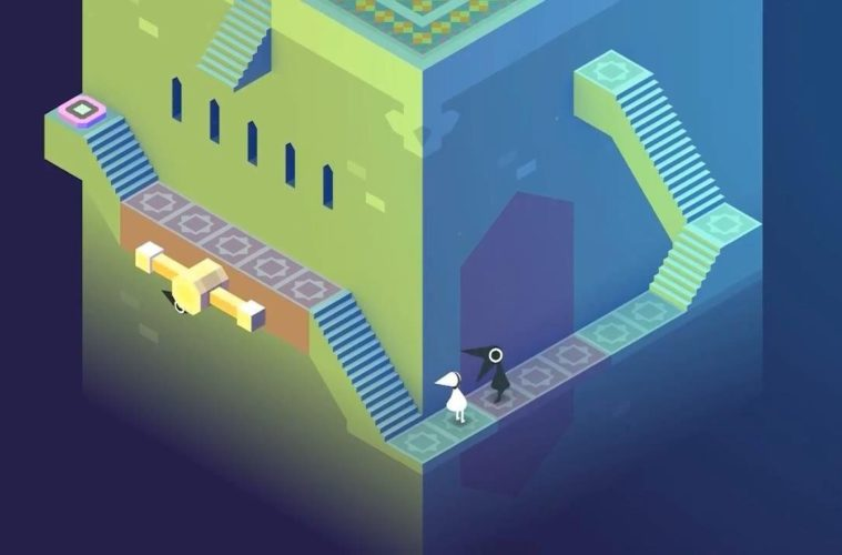 Monument Valley 2 nel trailer di lancio