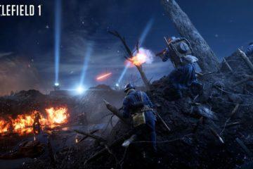Battlefield 1: Le notti di Nivelle