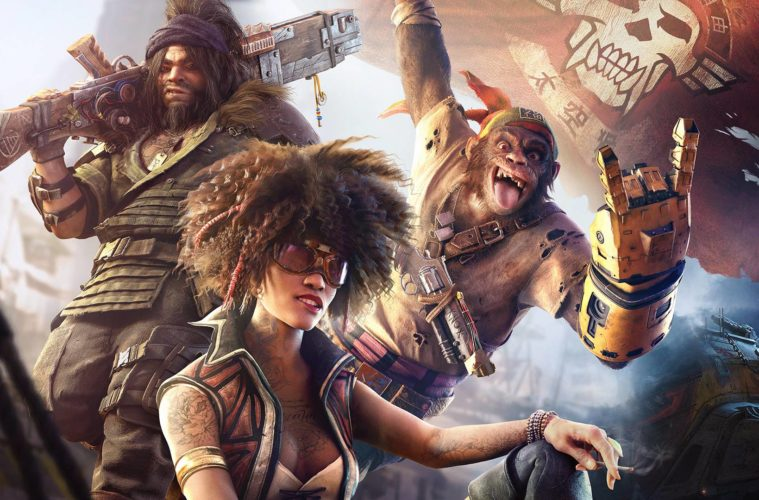 E3-2017 - Beyond Good & Evil 2 chiude la conferenza Ubisoft