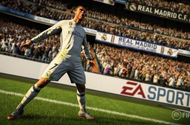 FIFA 18 - Real Madrid