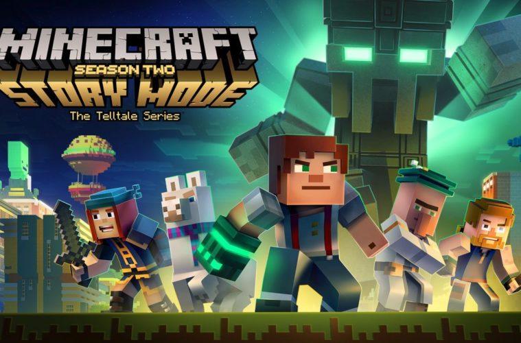 Minecraft: Story Mode - Season 2 - Episodio 1: Hero in Residence Notizia
