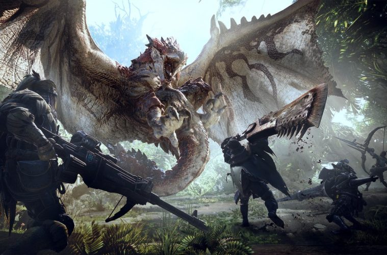 Monster Hunter World: ecco il nuovo emozionante trailer!