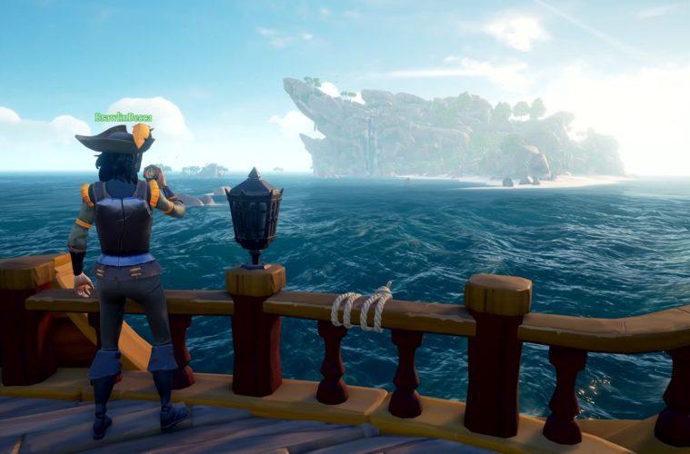 Sea of Thieves, pubblicato un nuovo filmato di gameplay a 4K