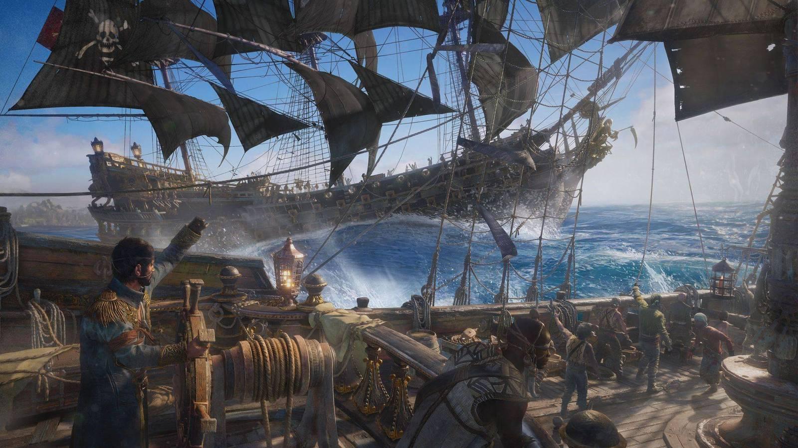 Skull & Bones: Anteprima del nuovo gioco Ubisoft dedicato ai pirati