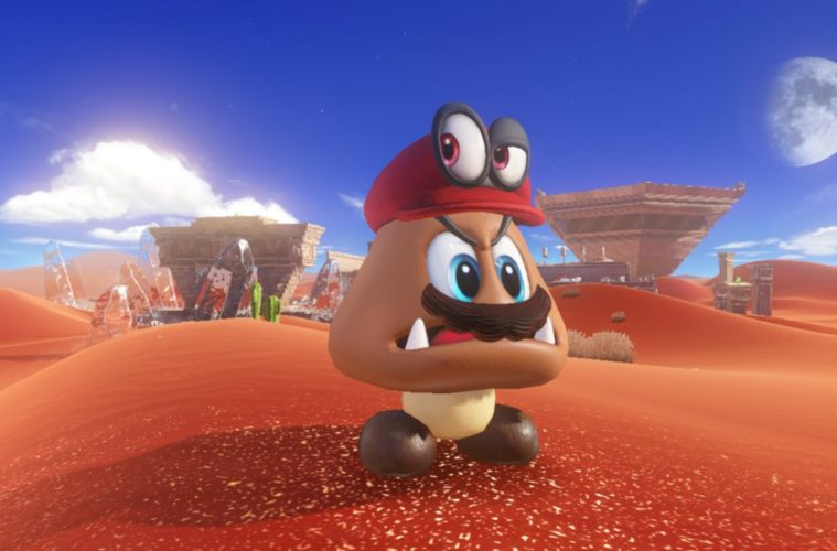 Super Mario Odyssey: primo video gameplay per la modalità cooperativa