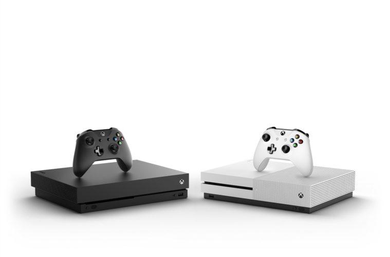 Xbox One S trae beneficio dalla maggiore potenza di Xbox One X
