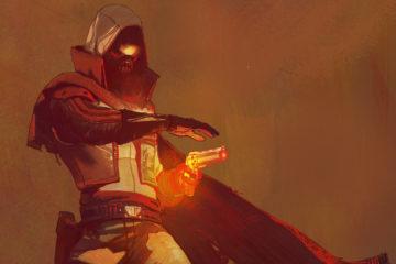 Destiny 2 - Cacciatore Pistolero