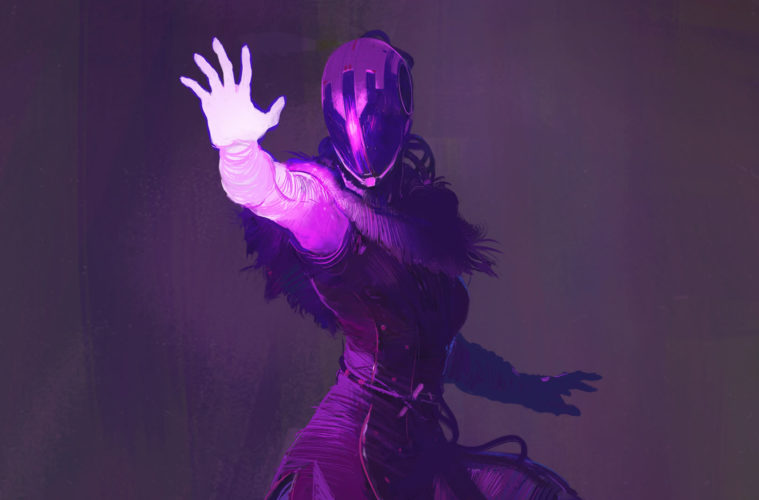 Destiny 2 - Camminatore del Vuoto