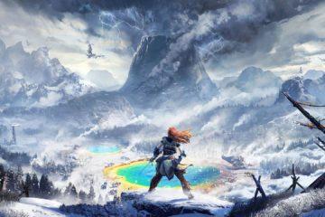 Horizon Zero Dawn: Frozen Wilds