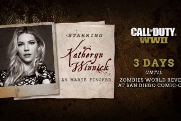 Katheryn Winnick - Call of Duty:WWII