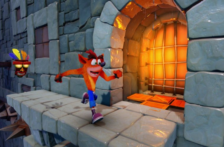 Crash Bandicoot: N. Sane Trilogy - Disponibile il DLC Stormy Ascent