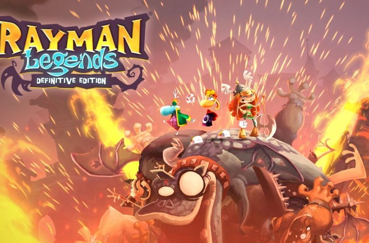 Trailer di lancio per la versione Switch di Rayman Legends: Definitive Edition