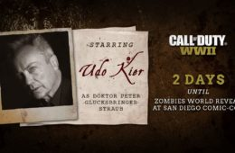Call of Duty: WWII - Udo Kier