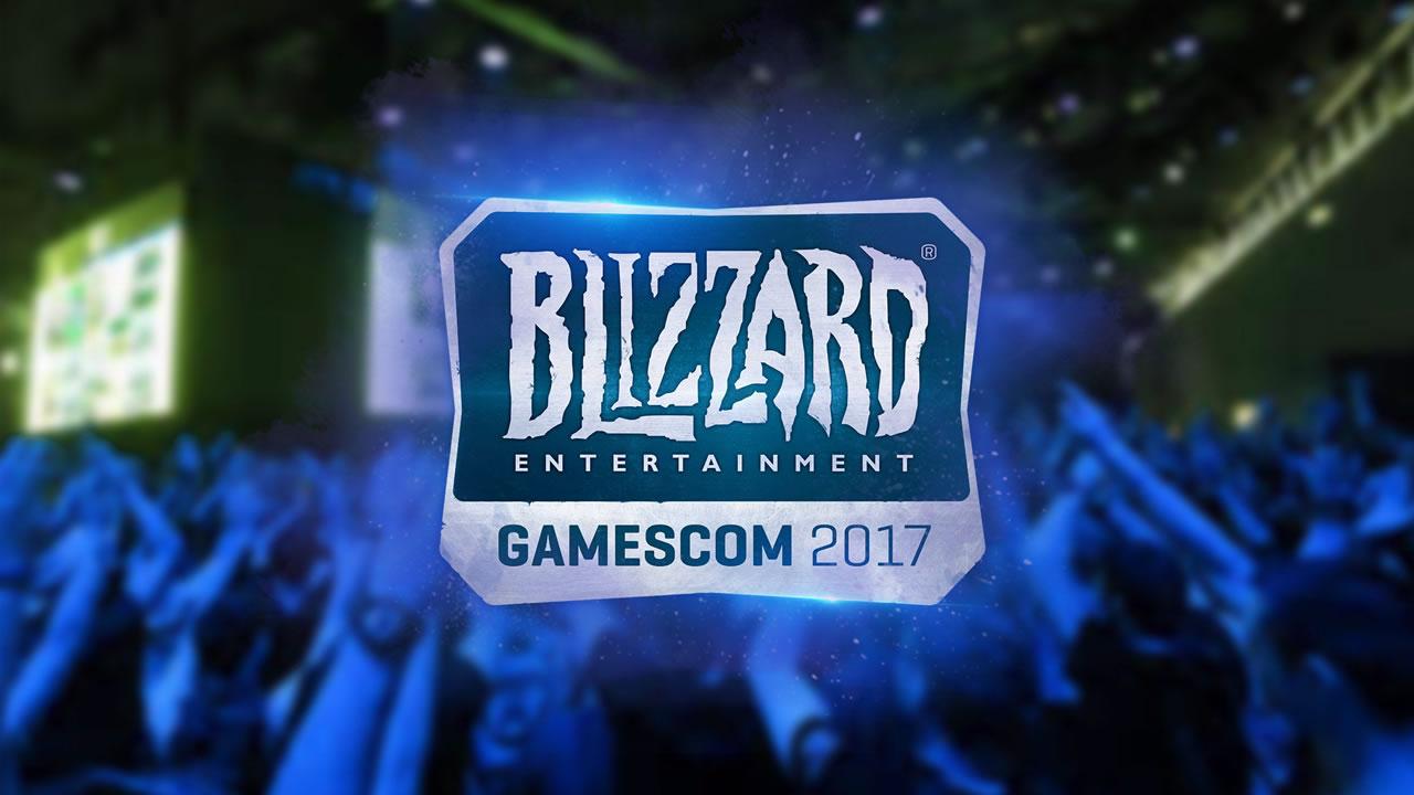 Blizzard Gamescom 2017 Live