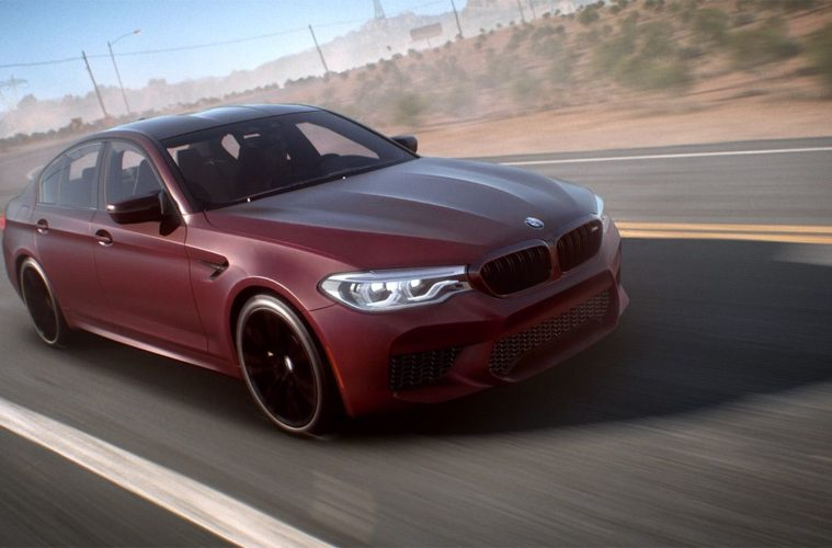 Need for Speed Payback includerà la nuova BMW M5 2018