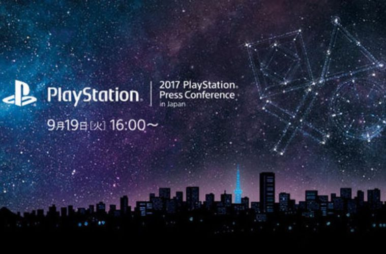 Sony Tokyo Games Show