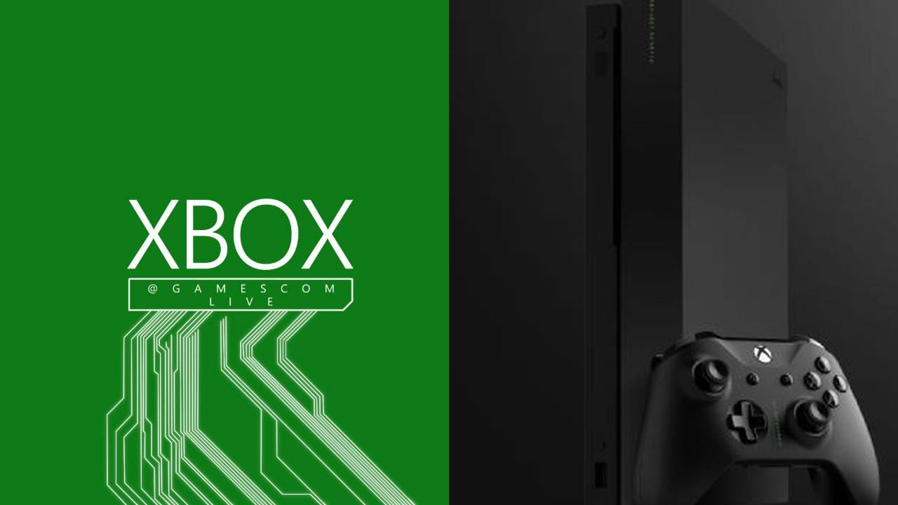 Xbox @ Gamescom 2017 Live