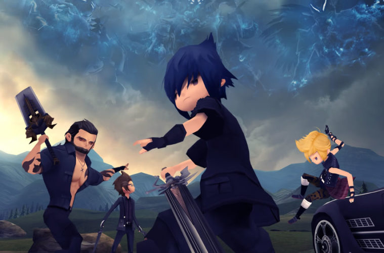 Square Enix annuncia Final Fantasy XV Pocket Edition