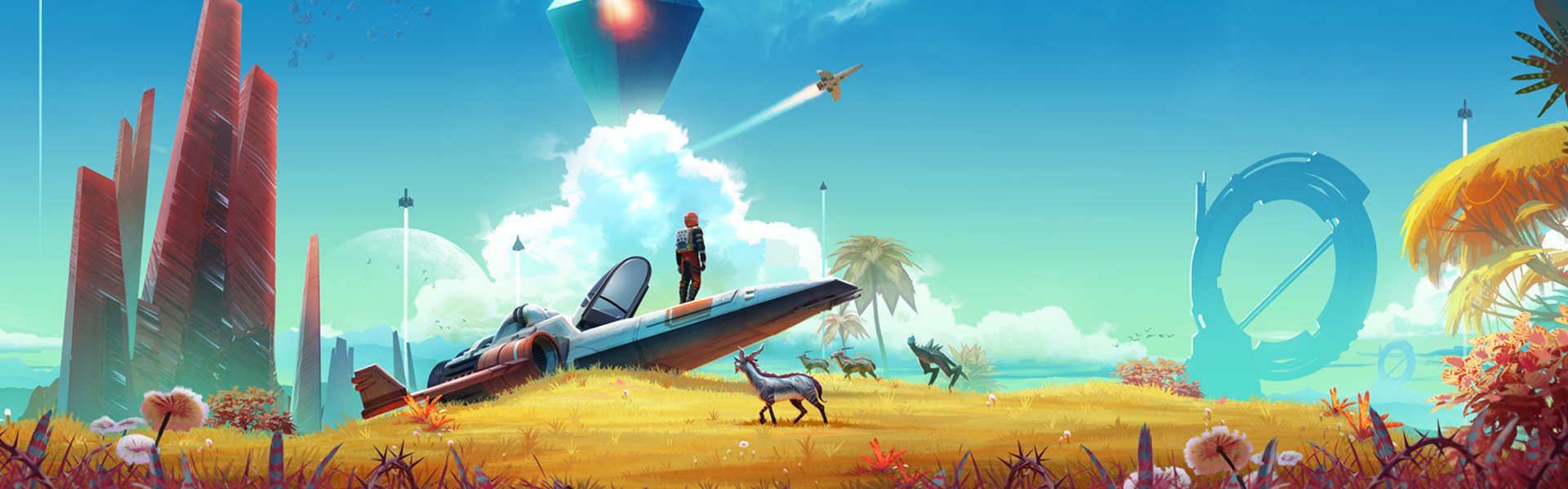 No Man's Sky: L'Ascesa dell'Atlante