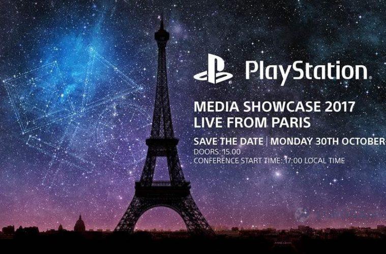 Sony annuncia le date della conferenza alla Paris Games Week