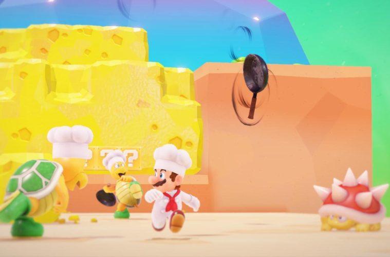 Super Mario Odyssey - Il Regno dei Fornelli