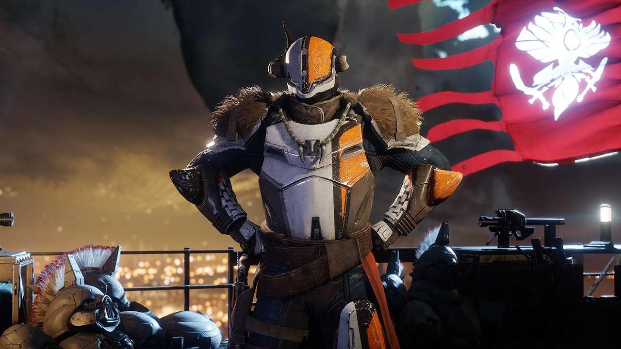 Destiny 2 - Chiamata alle Armi - Lord Shaxx