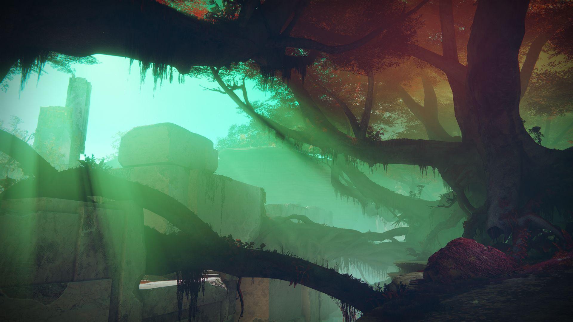 Destiny 2 - Focolaio - Nessus