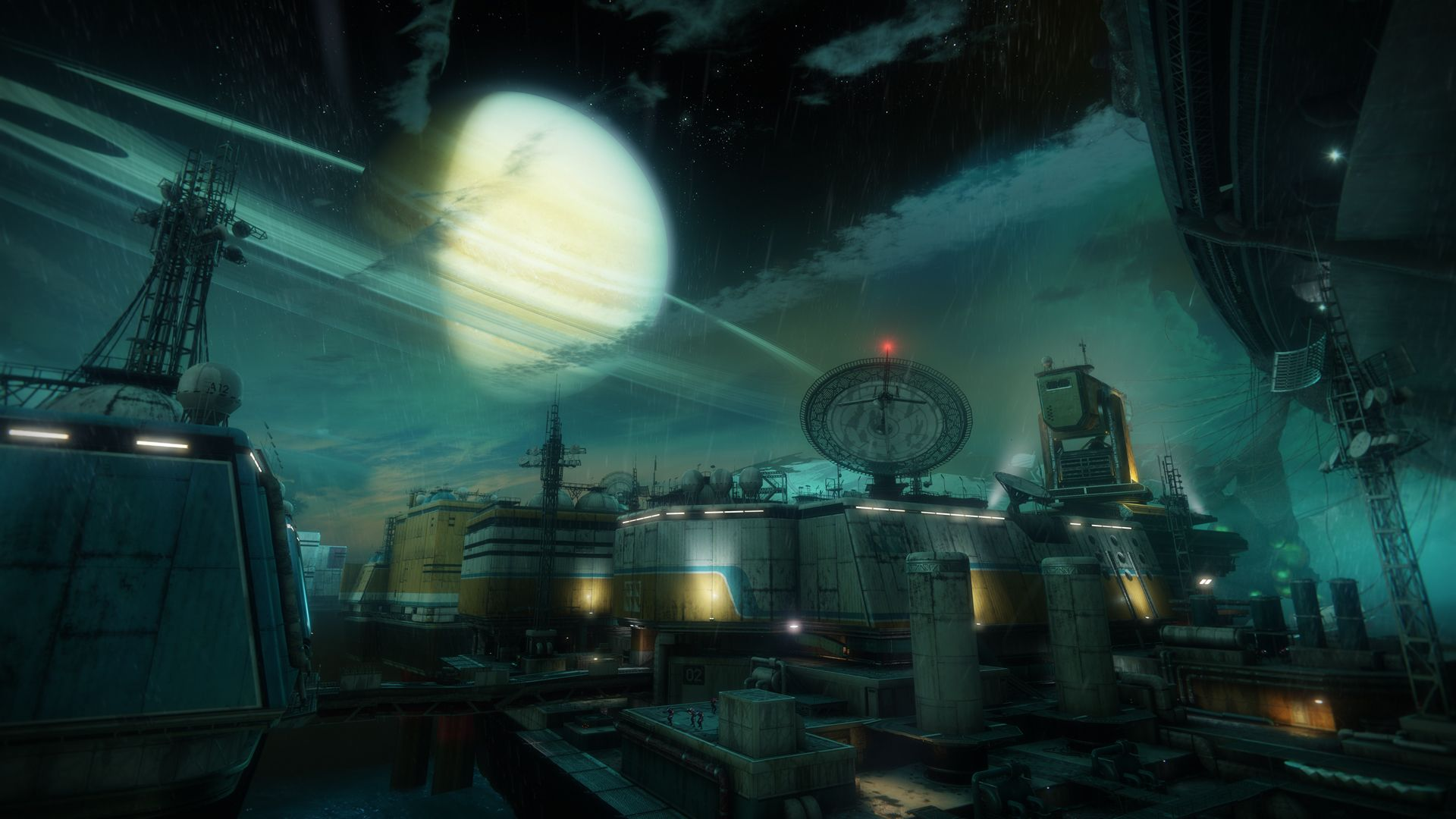 Destiny 2 - Focolaio - Titano