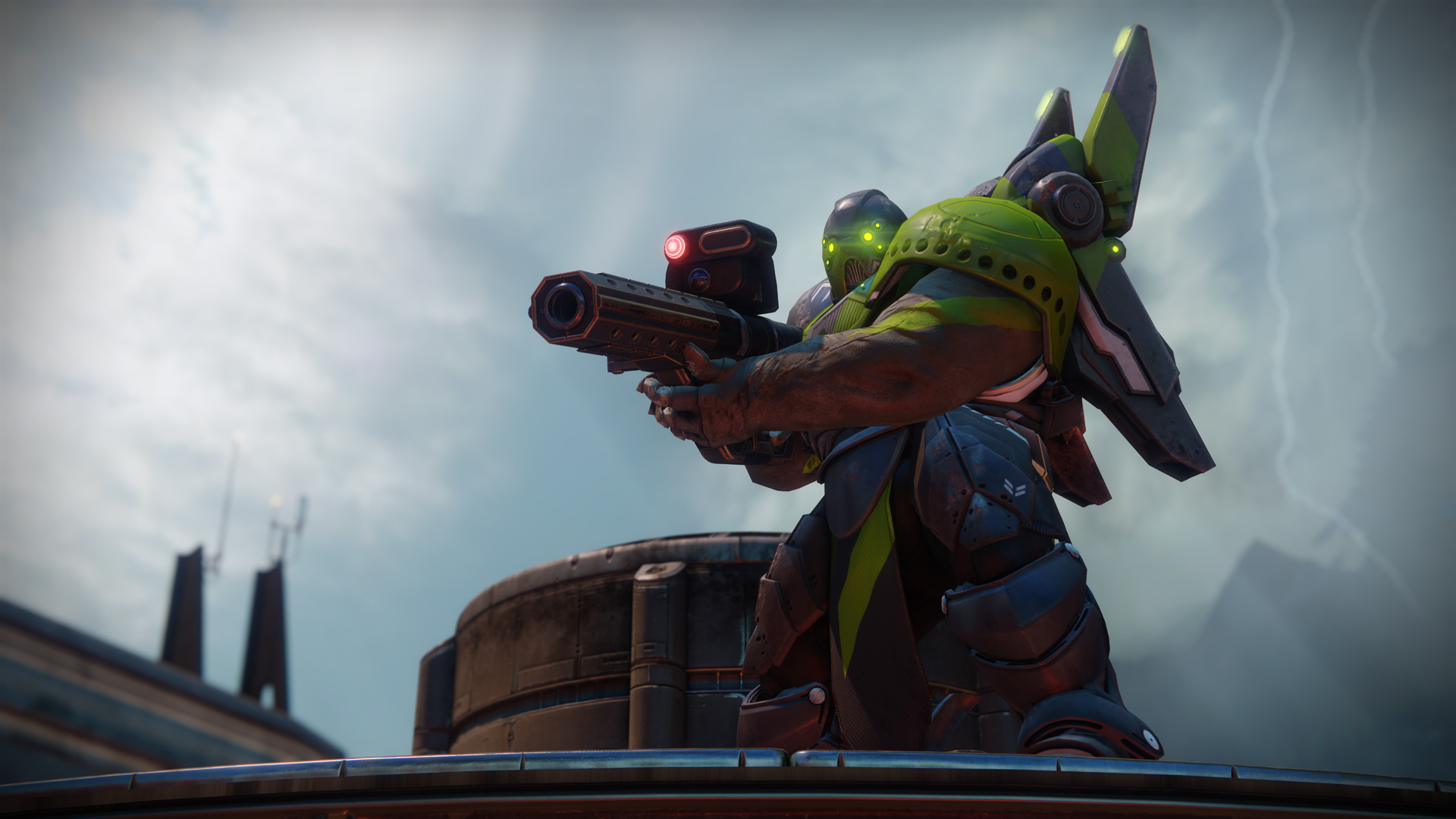 Destiny 2 - Trafficante d'armi - Bracus Zahn