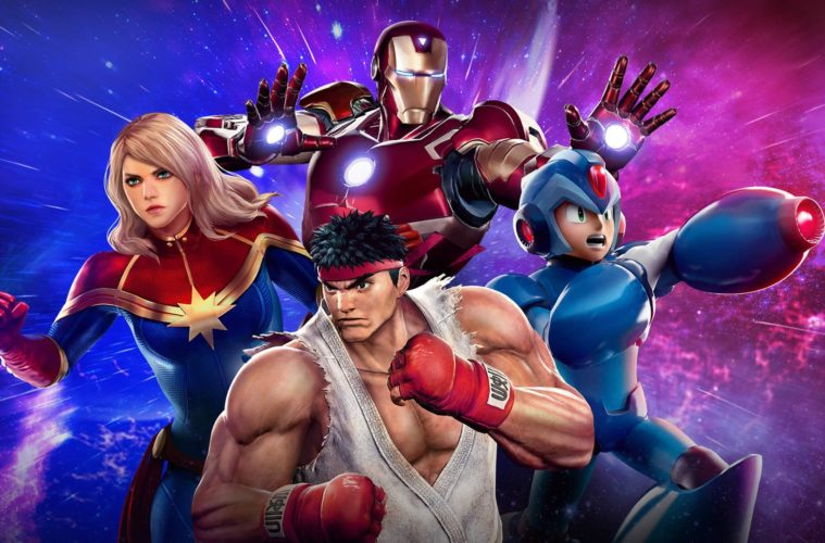 MARVEL VS CAPCOM INFINITE disponibile da oggi