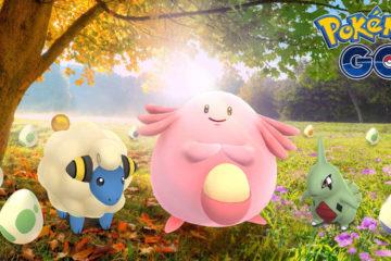 Pokémon GO - equinozio