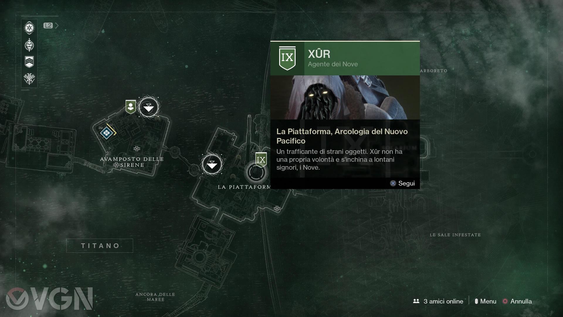 Destiny 2: Xur