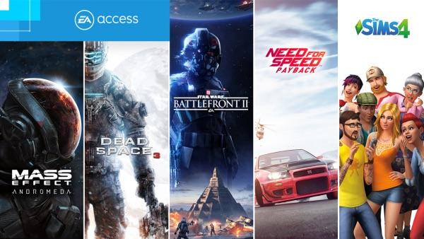 EA Access / Origin Access