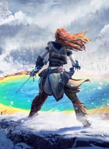 Horizon: Zero Dawn - The Frozen Wilds