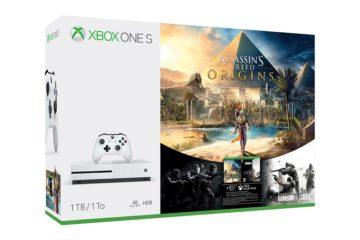 Xbox One S - Assassin's Creed Origins Bundle
