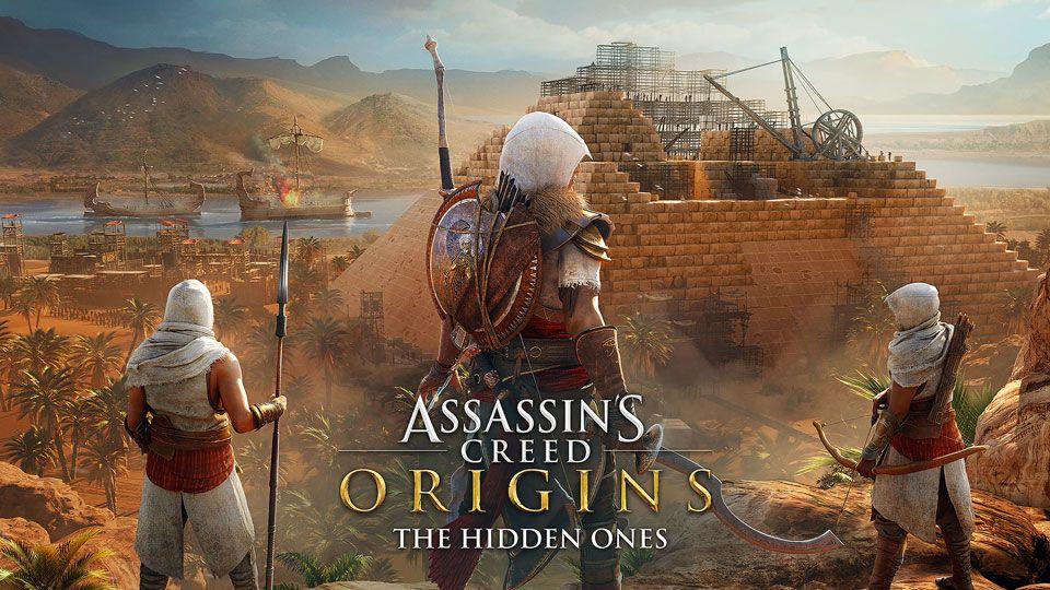 Assassin's Creed Origins: Gli Occulti