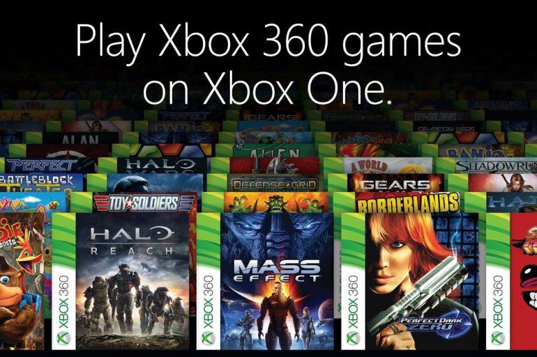 Xbox One: Tutti i giochi Xbox 360 retrocompatibili