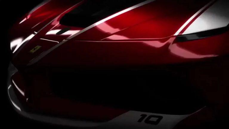 Assetto Corsa - Trailer Ferrari FXX-K