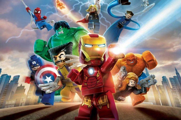 LEGO Marvels Avengers - Trailer di lancio