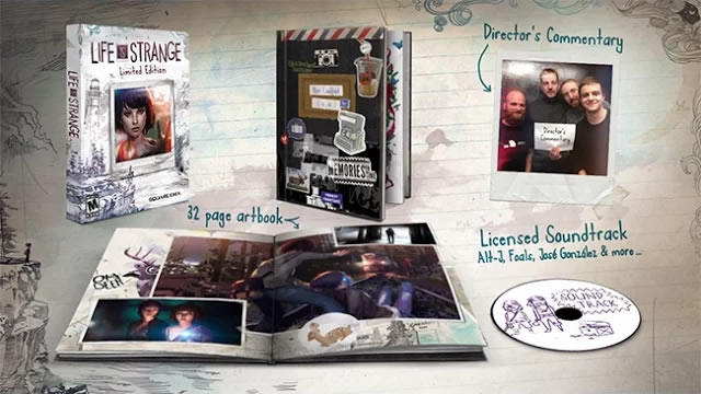 Life is Strange - Trailer della Limited Edition