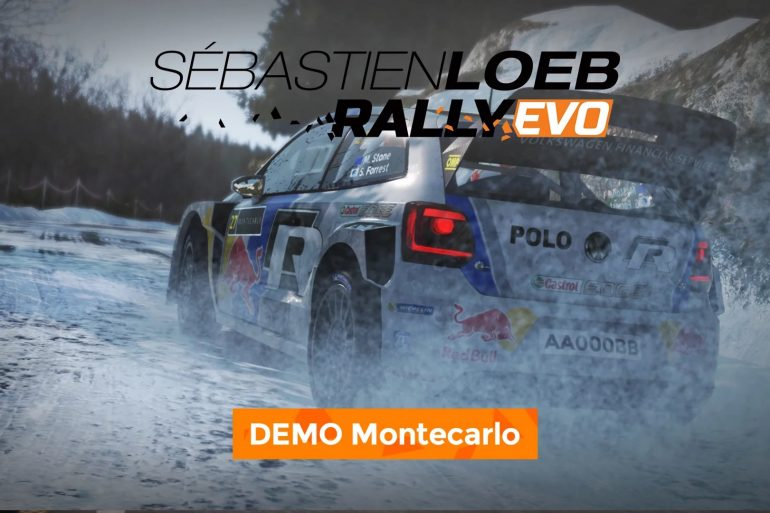 Sébastien Loeb Rally Evo - Trailer PC Demo
